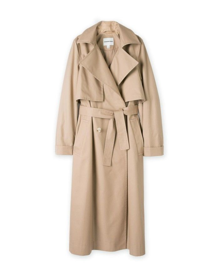 Cotton Longline Trench