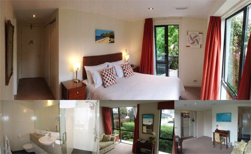 Room at Ascot Parnell BB.