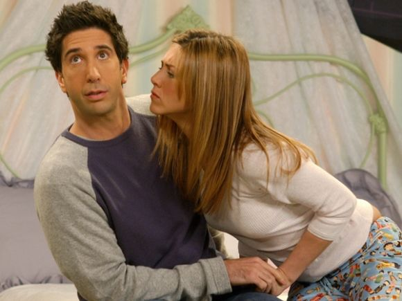 "Ross Geller in ""Friends"""