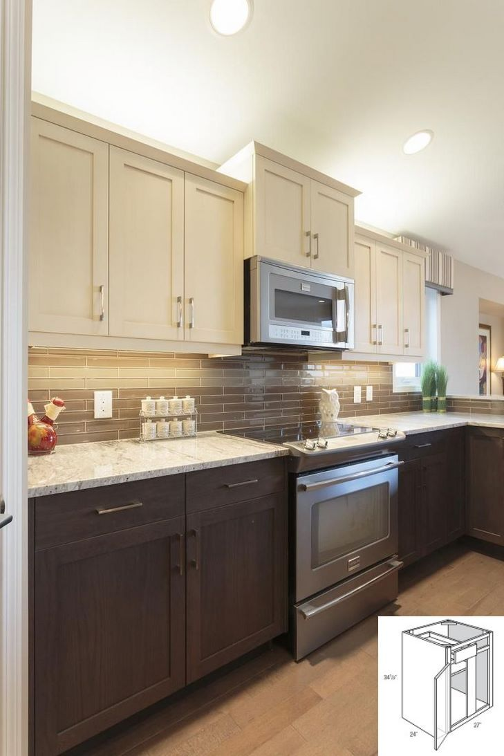 Two Tone Cabinetry Ideas For Today Check The Image For Lots Of Kitchen Cabinets New Kitchen Cabinets Kitchen Concepts Two Tone Kitchen Cabinets