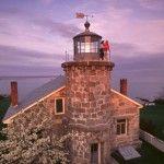 Old Lighthouse Museum - Stonington, Connecticut