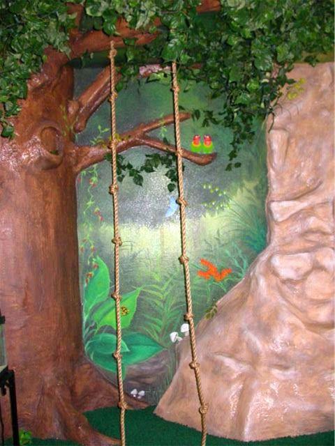 Jungle Rooms - Design Dazzle