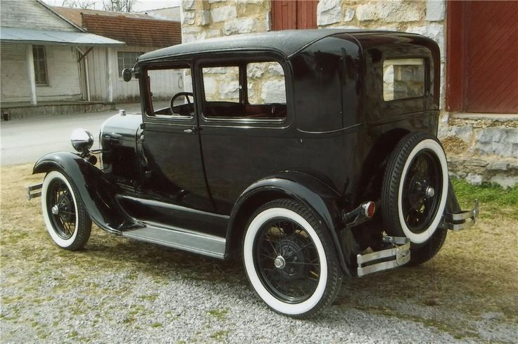 1929 ford model a 2 door sedan barrett jackson auction for 1929 model a 2 door sedan