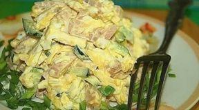 Любимый салат: Готовлю его часто, он не только очень вкусный, но и не дорогой