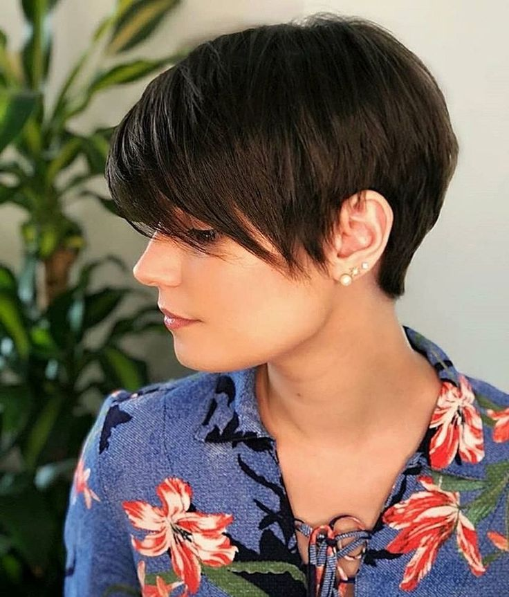 Latest Short Hair Trends 2019 To 2020 Short Hair Trends