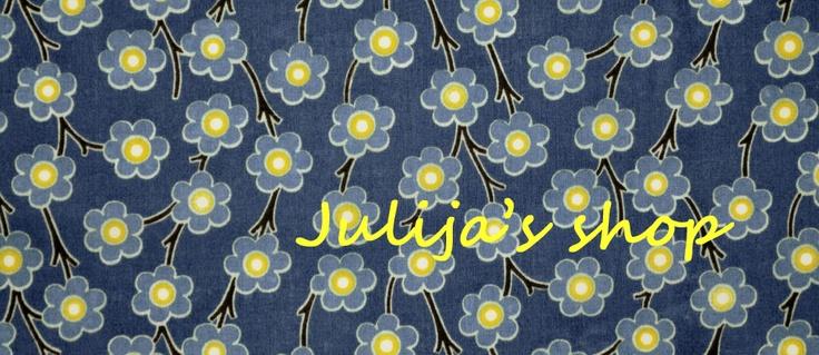Julia's Stoffen - online winkel - vanuit België - verzendprijzen goed, afhankelijk gewicht