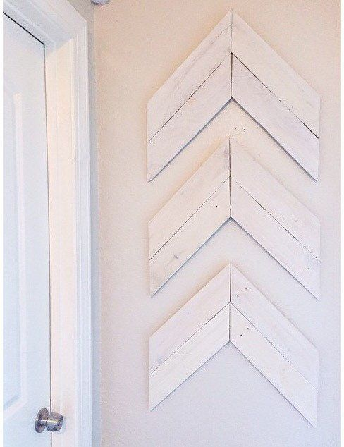 Rustic Wooden Arrows Rustic Decor Aztec Decor by TaggedWithLove1