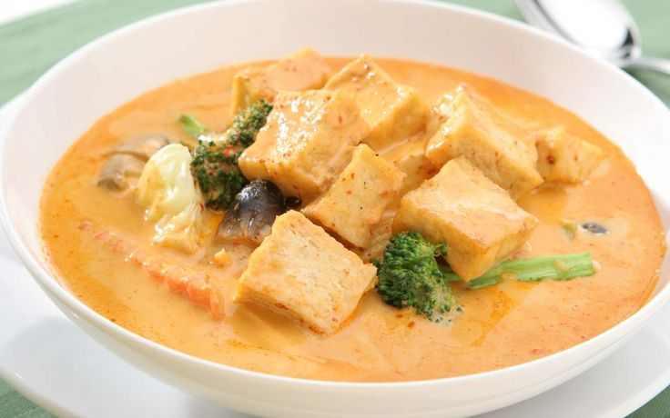 Have guests at home? Then it's time you tried this Vegetarian Thai Massaman Curry Recipe and wowed your guests.