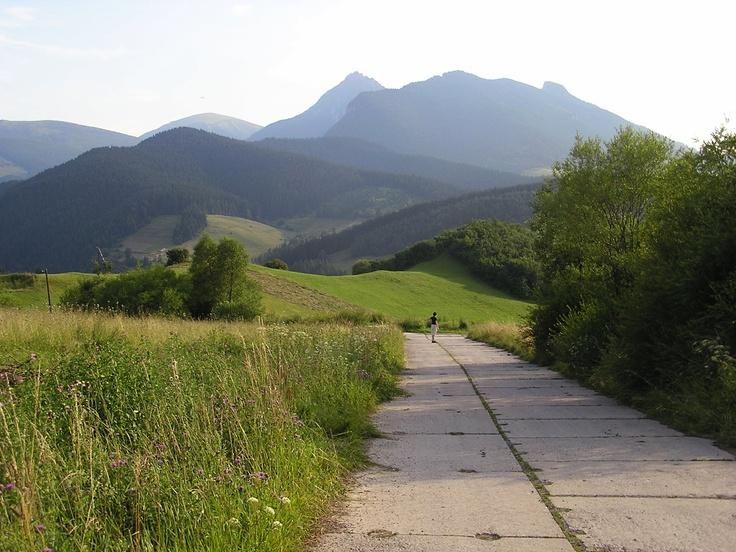Orava - Mountains