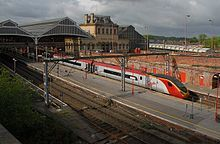 Preston, Lancashire - Railway Station