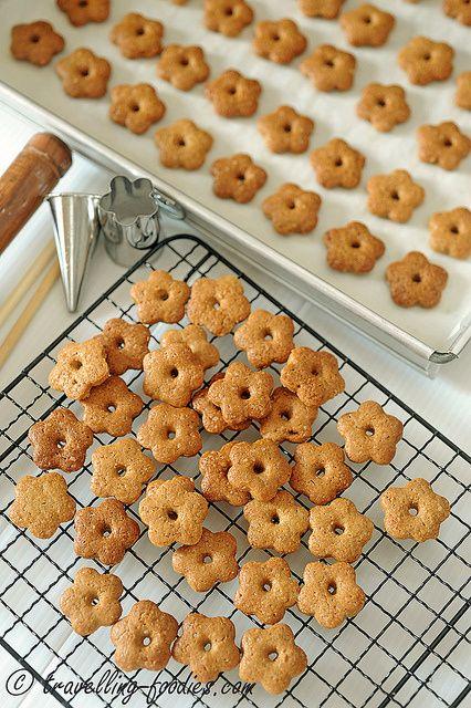 Kyoto Buckwheat Cookies