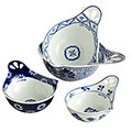 I love this set!!!! I want to go back to my blue and white Asian inspired kitchen!