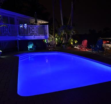 38 Best Led Pool Lighting Images On Pinterest Pool Ideas Pools And Arquitetura