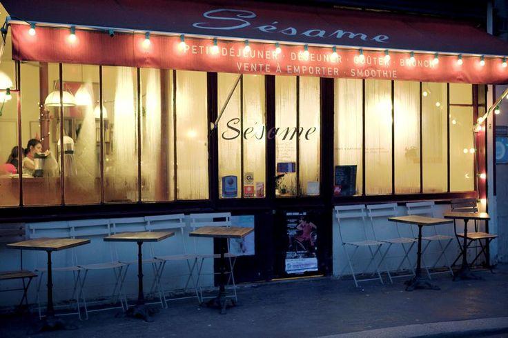 17 best r e s t a u r a n t s images on pinterest restaurant restaurants and diners - Restaurant quai de valmy ...