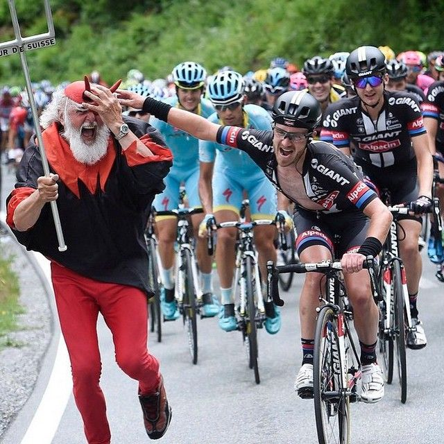 Good to see Didi out of retirement! #tourdesuisse by @cyclingtips