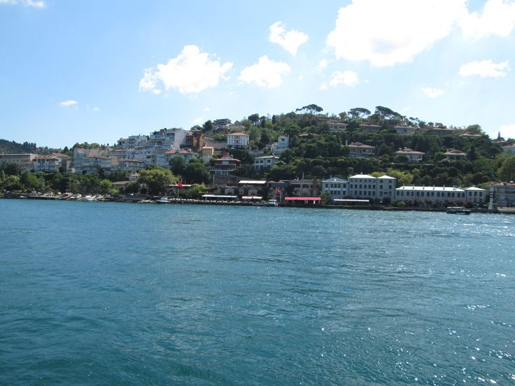 The sea of Marmara with city view!Gorgeous!