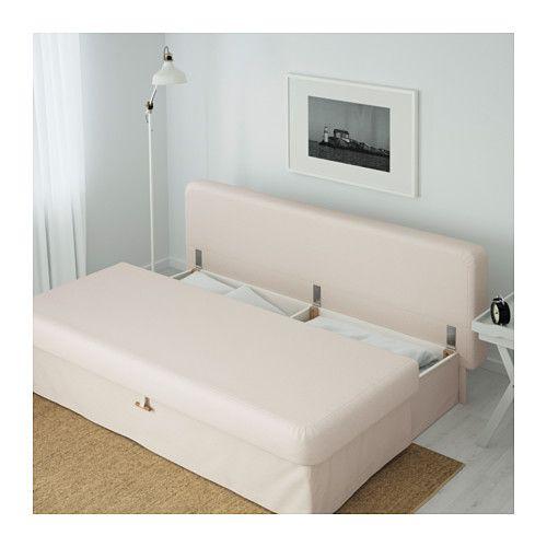 les 25 meilleures id es de la cat gorie lit pliant ikea. Black Bedroom Furniture Sets. Home Design Ideas