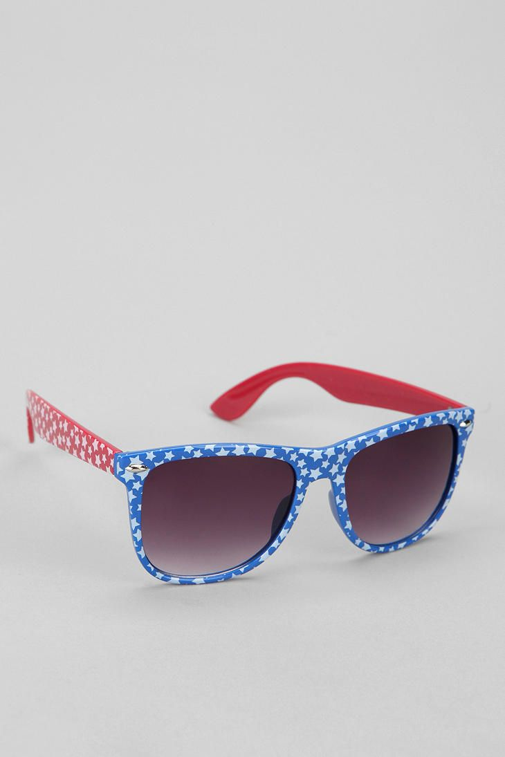 Seeing Stars Risky Sunglasses