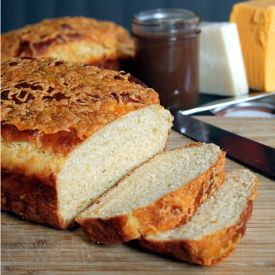 Cheddar Batter Bread   Breads (Quick)   Pinterest   Cheddar and Breads