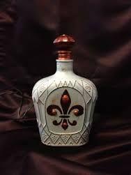 crown royal bottle crafts - Google Search