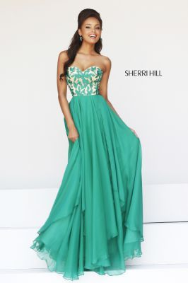 Sherri Hill Prom Dresses 2014 -Call or visit CC's Boutique Tampa for more information http://www.tampabridalshops.com/prom-dresses-2014.html