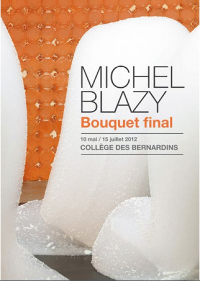 Exposition « Bouquet final » de Michel Blazy au Collège des Bernardins (Paris 5e)  http://www.pariscotejardin.fr/2012/05/exposition-bouquet-final-de-michel-blazy-au-college-des-bernardins-paris-5e/