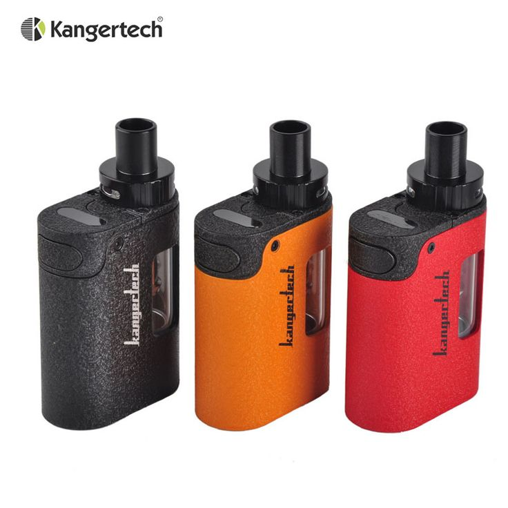 The KANGER TOGO is an ultra portable mini-starter kit perfect for beginners or vaping-on-the-go! It comes with a 1.9ml tank capacity, 1600mAh built-in-battery, (2) CLOCC coils of 0.5Ohm and 1.5Ohm and replacement pyrex glass!
