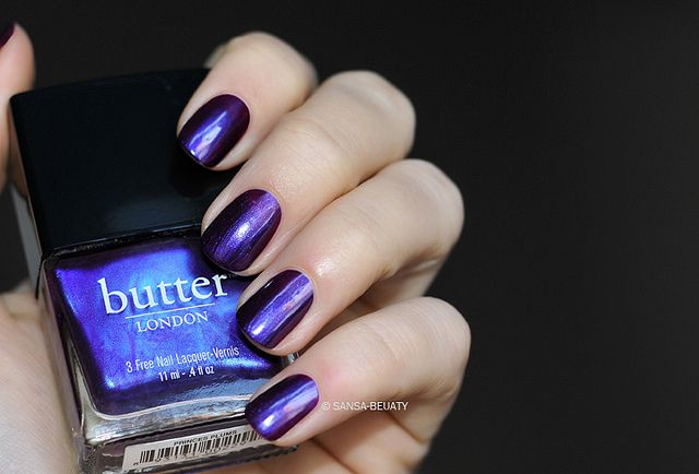 Butter London Princes Plums - BN, sealed - $10.00 + s/h