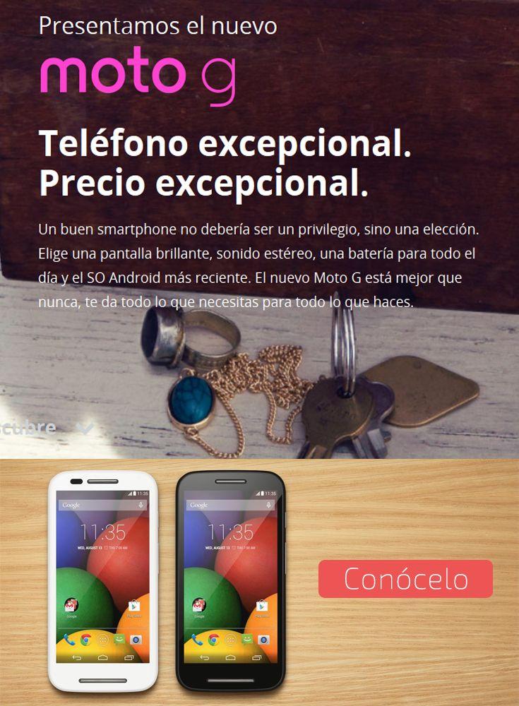 Teléfono excepcional. Precio excepcional.  #Celulares #Motorola #TuGadgetShop
