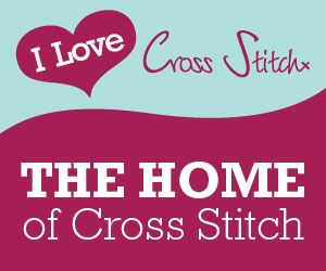 New Beginner Cross Stitch Kits Plus Free Magnetic Window Markers with Card with Every Order at I Love Cross Stitch!
