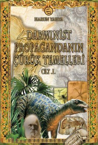 Bu kitapta okuyacaklarınız, evrim aldatmacasının temelini oluşturan kavramların geçersizliğini, çürüklüğünü, bilimsel değerden yoksunluğunu ve sahteliğini vurgulamak için yazılmıştır. Evrimcilerin kendilerine delil olarak göstermek istedikleri tüm iddiaların aslında Yaratılış Gerçeğini delillendirdiği, tüm bilimsel verilerin evrimi yalanladığı gösterilmektedir.   http://harunyahya.org/tr/Kitaplar/4587/Darwinist-Propagandanin-Curuk-Temelleri