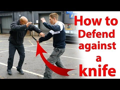 Self-defence against knife attacks: a full review | Self Defence - Krav Maga | London | Urban Fit & Fearless