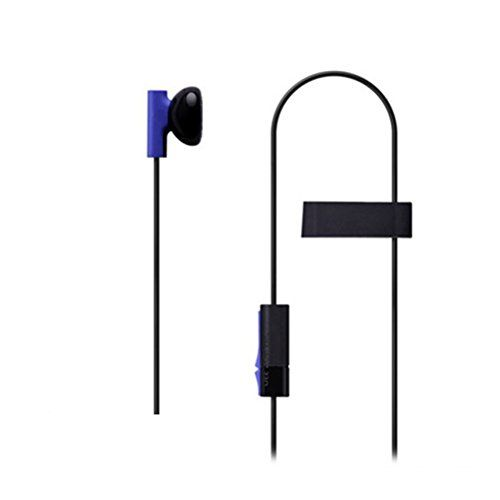 Ollivan Single Earphone Earbud with Microphone Headset for PS4 Game Controller * Continue to the product at the image link.
