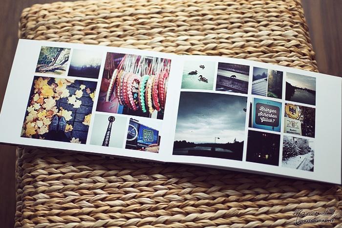 """☞ Cinebook #Fotobuch von Manu. """"Selbst meine iPhone Bilder sind gestochen scharf raus gekommen."""""""