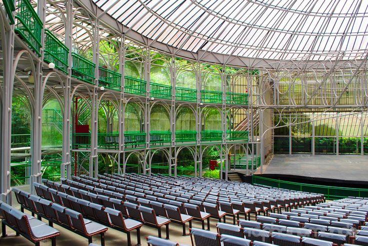 Ópera de Arame - Auditorio - Curitiba  - Paraná - Brasil