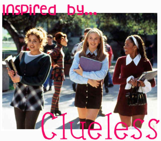 Inspired by... Clueless - College Fashion