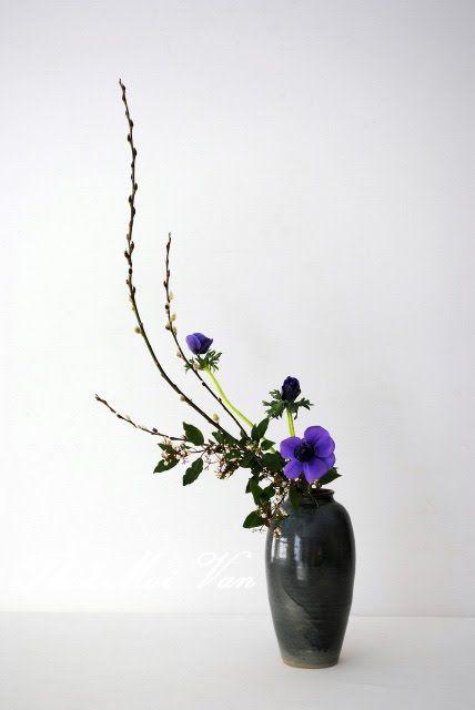 Style Nageire - Art floral Ikebana