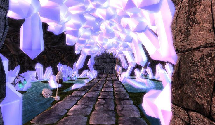 2011 Fantasy Fair Forest of Shadow Sim