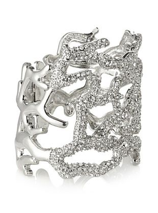 80% OFF Kenneth Jay Lane Rhinestone Branch Cuff