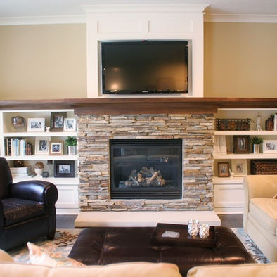 46 best Fireplace Built in images on Pinterest | Fireplace ideas ...