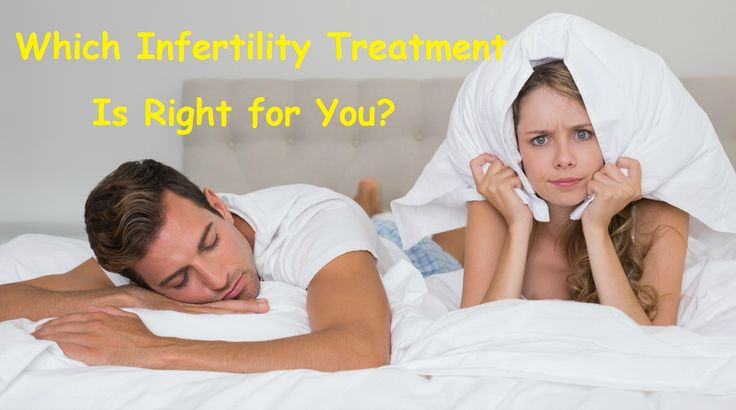 Which Infertility Treatment Is for You?