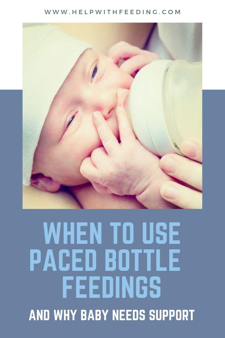 Help With Feeding Paced Bottlefeeding Bottle Feeding Baby Learning Breastfeeding Support