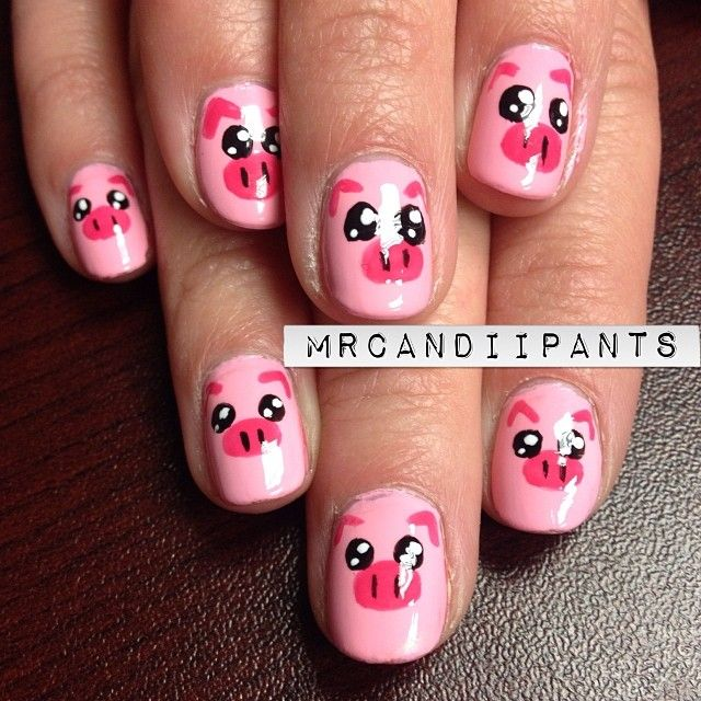 Nicole has a pig roast coming up next weekend and holy crap these are the cutest little piggies I've ever seen. Ah!!