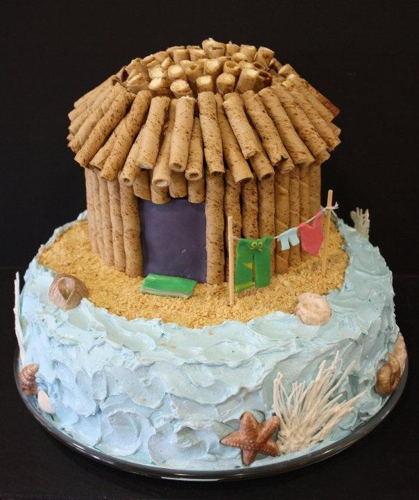 Festival Foods Smash Cake
