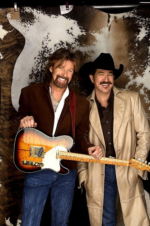 BROOKS AND DUNN. Wish they would tour one last time