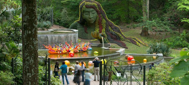 Member First Tuesdays Atlanta Botanical Garden Atlanta