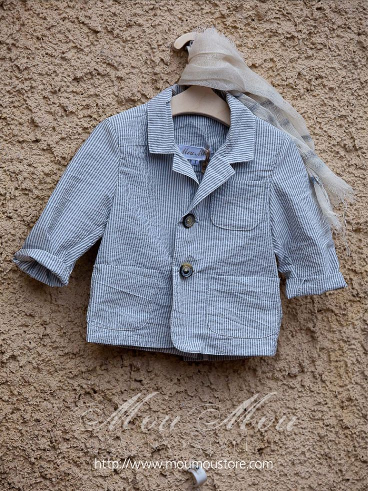 "Christening clothes for boys ""COLLECTION 2013 MOUMOU by Anna Patapi"""