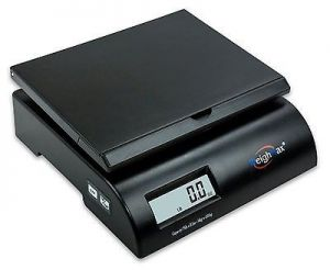 Digital Postal Scale Mail 0.2 Oz to 75 lbs Postage Scales Package Digital Weigh. WeighMax 75 lbs postal scales were designed for weighing both letters and packages. With an accuracy of 0.2 ounces, it is fully capable of weighing first class letters for the post office. These digital postage scales feature mode switching, tare and hold buttons for your convenience. It also auto-hold the weight after a package has been placed on it, so you never lose sight of it when doing your postage…