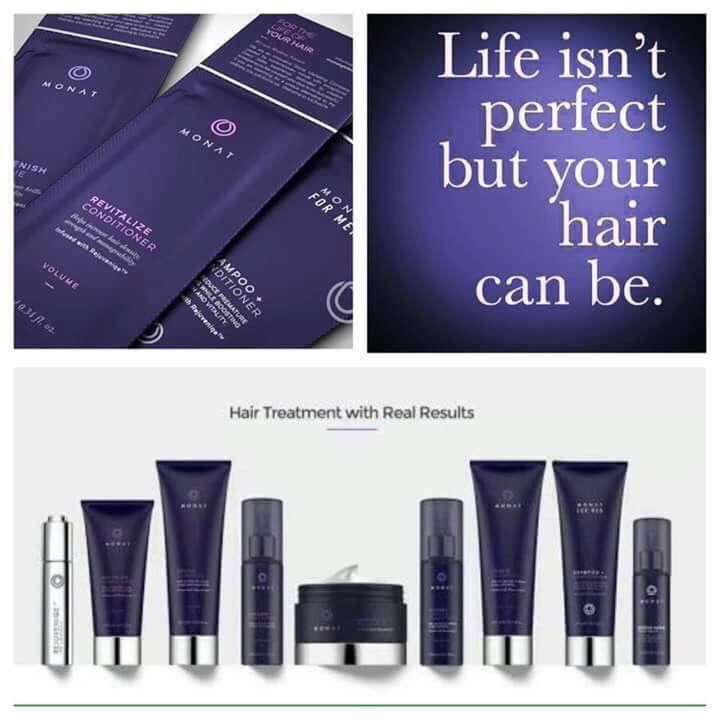 So some of you may be wondering, what should I expect, if I decide to try Monat? Here it is…Monat is a 3 month process, meaning FULL results will show in 90 days. Here's how it works…✌️ ⭐️Month ONE-...
