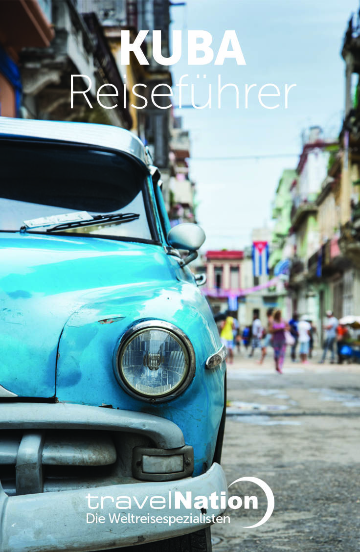 Kubanische Zigarren und Oldtimer, charismatische Städte und Havana Club Rum. Diese ehemalige spanische Kolonie afrikanischer, europäischer und karibischer Herkunft ist von Musik durchdrungen, wurde von Sklaverei geschüttelt und mit revolutionären Geist gewürzt. Schauen Sie sich unseren Reiseführer an. Wenn Sie eine Weltreise planen, treten Sie in Kontakt mit uns. Wir können Kuba auch in einem Around the World Flugticket integrieren.